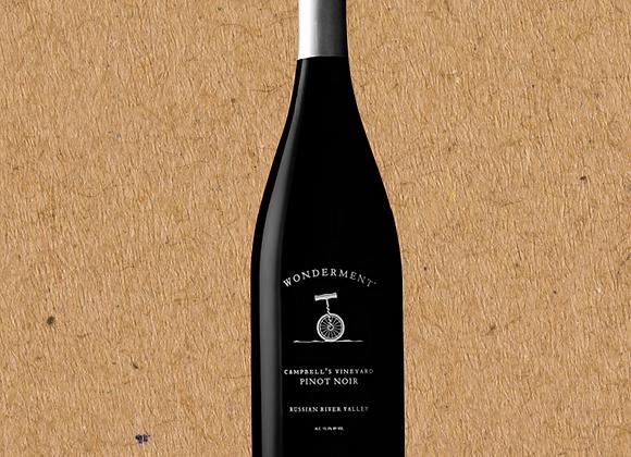 Wonderment, Pinot Noir