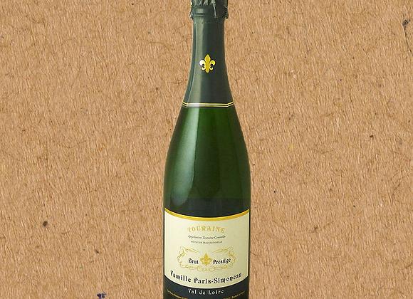 Paris-Simoneau Touraine Brut, Chenin Blanc