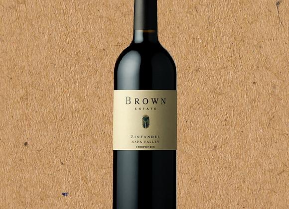 Brown Estate / Zinfandel