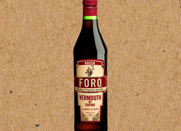Foro Rosso / Torino Sweet Vermouth