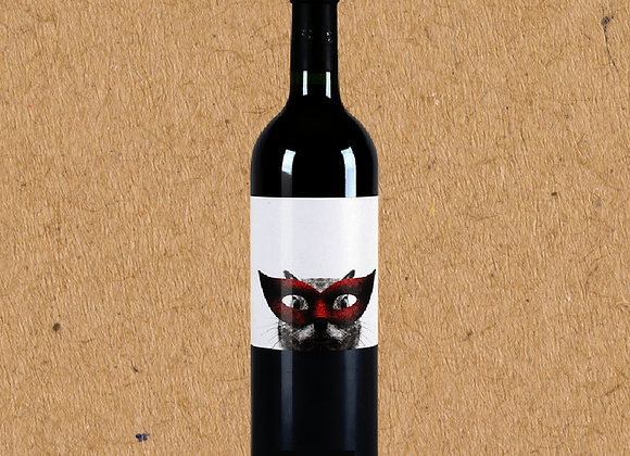 Secret Squirrel, Cabernet Sauvignon