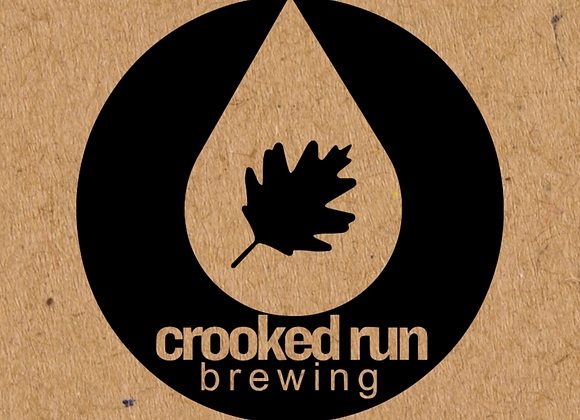 Crooked Run Smelt (Imperial Stout - Single x 16.9 oz.)