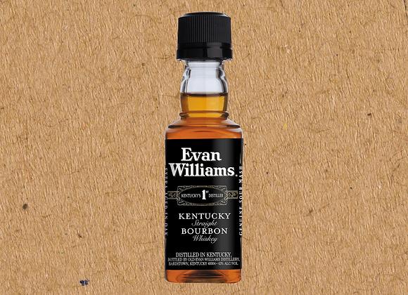 Evan Williams Bourbon Mini