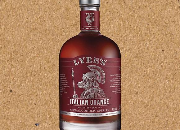 Lyre's Italian Orange / Non-Alcoholic Red Bitter
