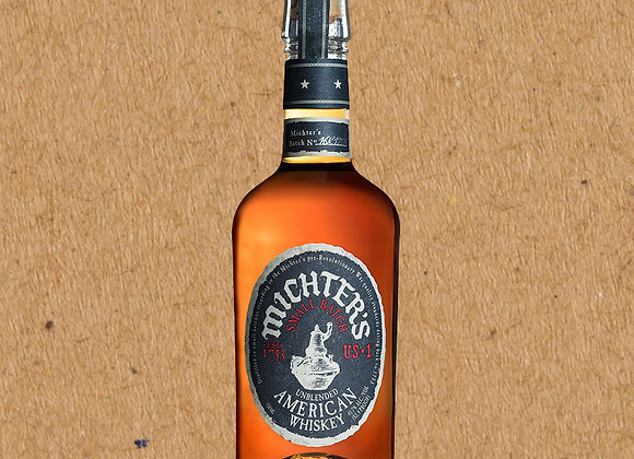 Michter's Unblended American Whiskey / American Whiskey