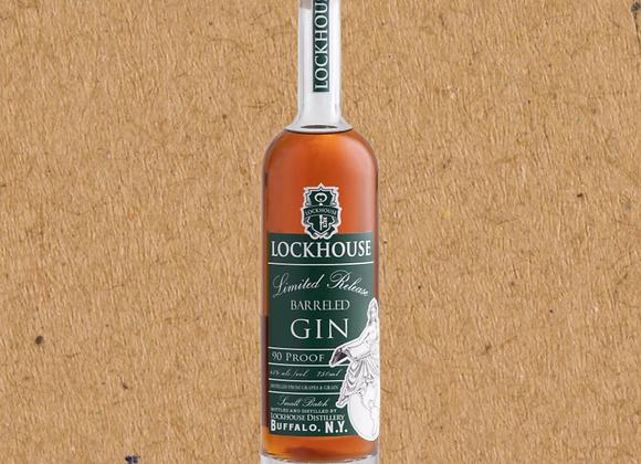 Lockhouse Distillery Barreled Gin / Barrel-Aged American Gin
