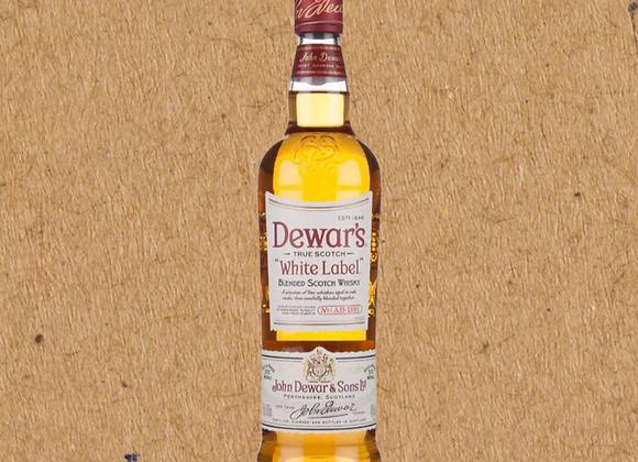 Dewar's White Label / Blended Scotch Whiskey (MD)