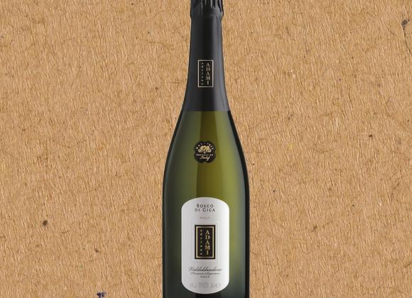 Adami Bosco di Gica, Prosecco Superiore Brut (Half Bottle)
