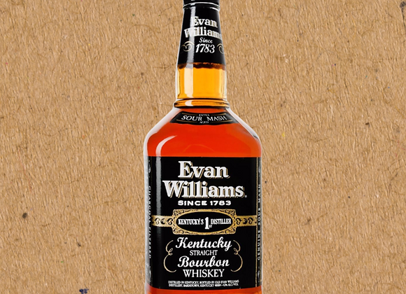 Evan Williams Black / Straight Bourbon(MD)