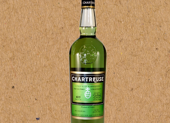 Green Chartreuse / Alpine Herbal Liqueur