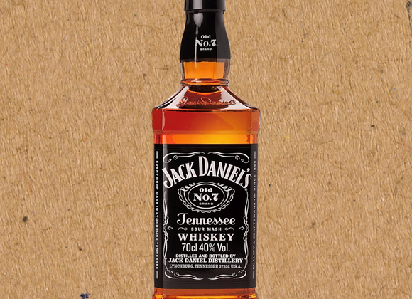 Jack Daniel's Old No. 7 / Tennessee Whiskey (MD)
