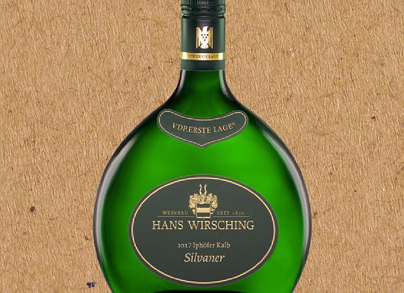 Hans Wirsching Iphöfer Kalb Erste Lage Trocken - Silvaner Dry