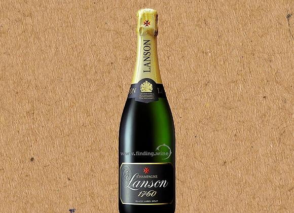 Lanson Black Label, Champagne Brut (Half Bottle)