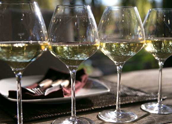 The One White Wine Glass - Set of 4