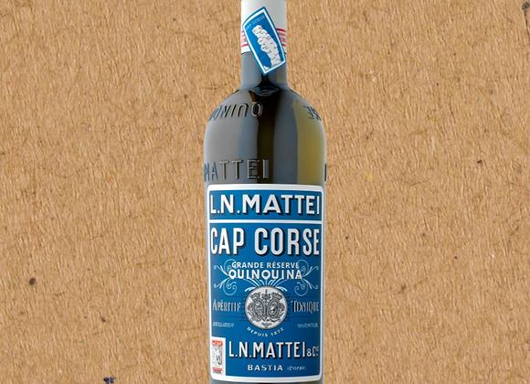 L.N. Mattei Cap Corse Blanc / Quinquina Fortified Wine