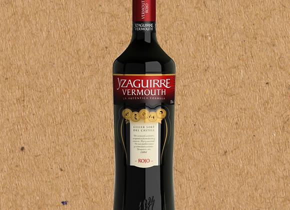 Yzaguirre Rojo / Sweet Vermouth
