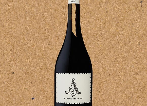 Antiquum Farm Juel, Pinot Noir