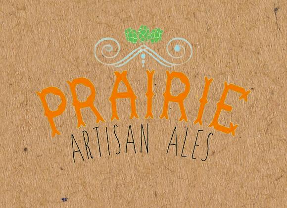 Prairie Pineapple Upside-Down Cake (Fruited Sour Ale - 4 Pack x 12 oz.)