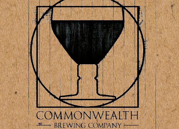 Commonwealth Marvoloso 2020: V08 (Imperial Stout - Single x 16.9 oz.)