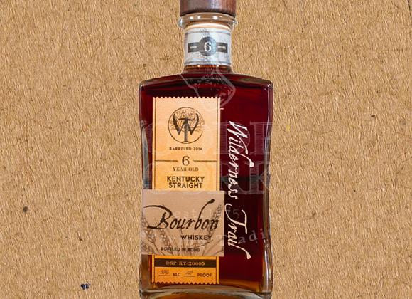 Wilderness Trail 6 Year Bottled in Bond / Straight Bourbon (DC ONLY)