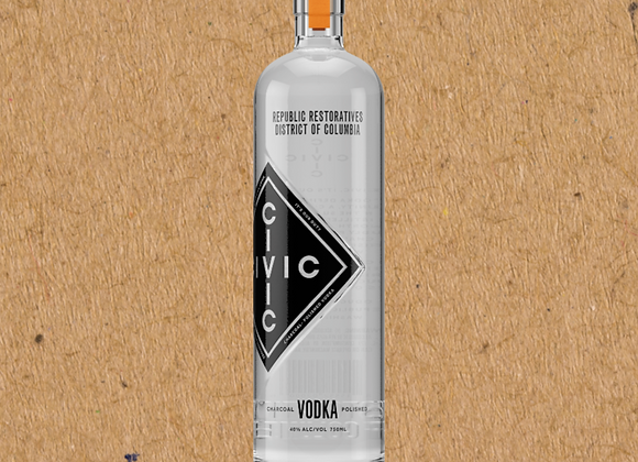 Civic/ Vodka (DC ONLY)