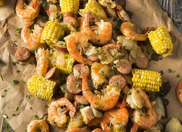 Shrimp Boil Kit (serves 2)
