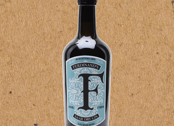 Ferdinand's Saar Dry Gin / New American-Style Gin
