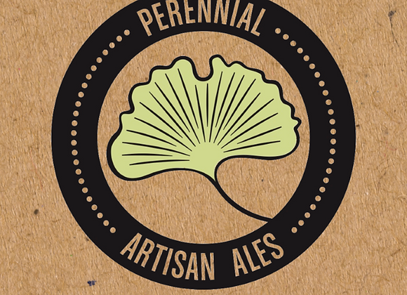 Perennial Foeder Saison (Mixed Fermentation Ale - Single x 25.4 oz.) (MD)