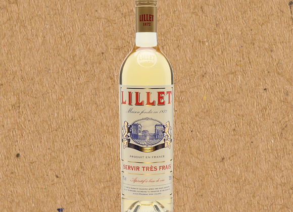 Lillet Blanc / Aperitif Wine (MD)