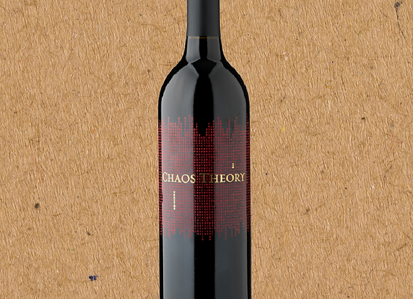 Brown Estate Chaos Theory / Petite Sirah, Merlot & Zinfandel Blend