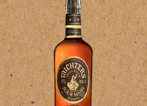 Michter's US-1 Sour Mash Whiskey / American Whiskey