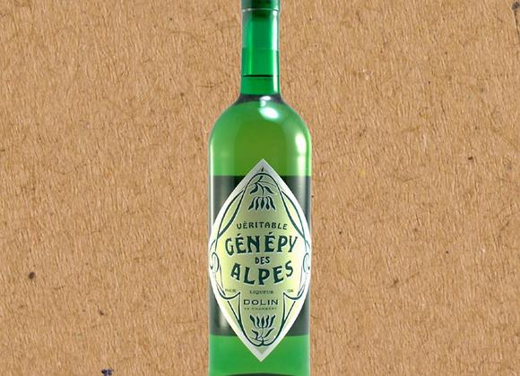 Dolin Génépy Des Alpes / Alpine Herbal Liqueur