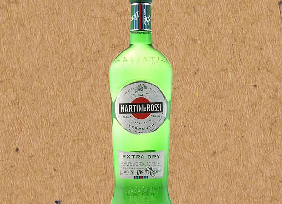 Martini Rossi Dry / Dry White Vermouth (MD)
