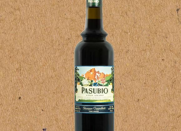 Amaro Pasubio / Wine Based Alpine Amaro