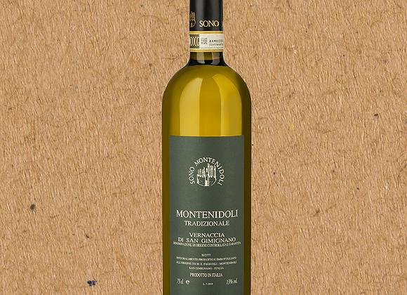 Montenidoli Tradizionale, Vernaccia di San Gimignano