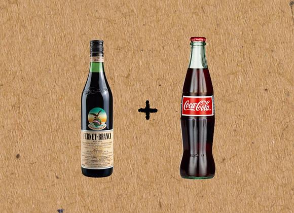 Fernet & Coke