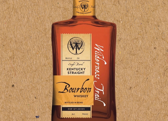 Wilderness Trail Private Barrel Bourbon / Straight Bourbon