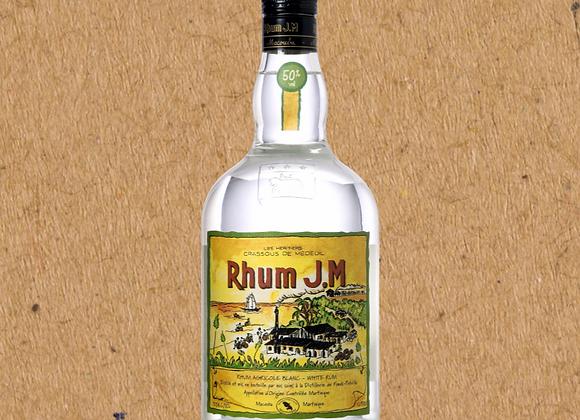 Rhum JM Blanc / Blanc Rhum Agricole (DC ONLY)