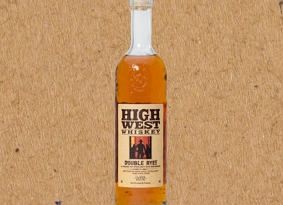 High West Double Rye! / Straight Rye Blend (MD)