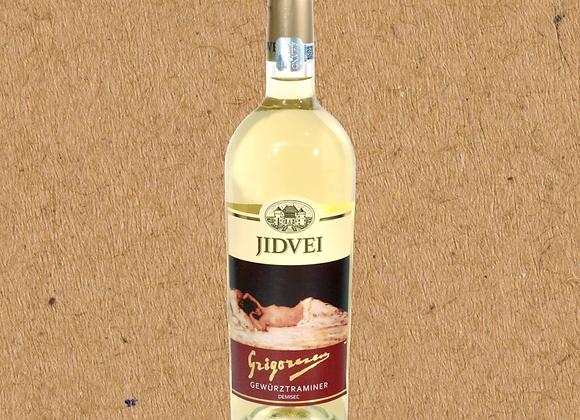 Jidvéi Grigorescu, Gewurztraminer (750 ml)