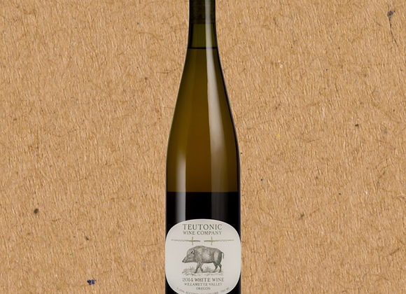 Teutonic Pig & Swords, White Wine Blend