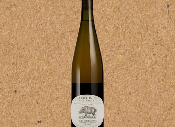 Teutonic Pig & Swords - White Wine Blend