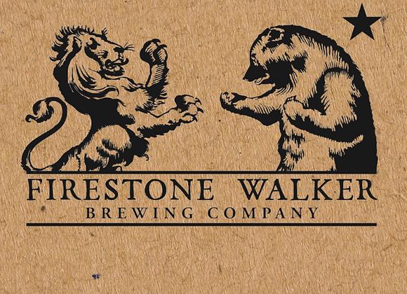 Firestone Walker Lager (Helles Lager - 6 Pack x 12 oz.)