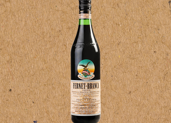 Fernet Branca (2 oz bottle)