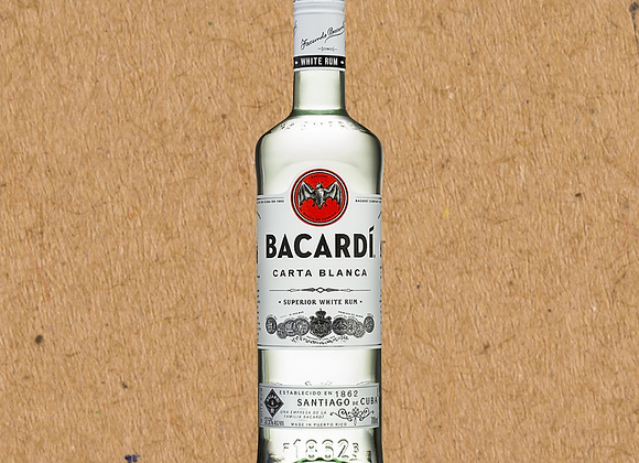 Bacardi Superior / White Rum (MD)