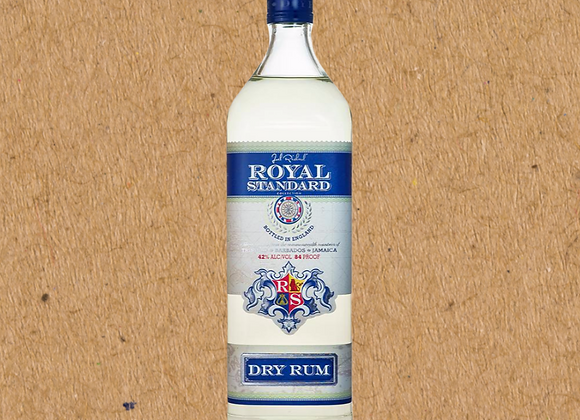 Royal Standard Dry Rum / Caribbean Rum Blend (DC ONLY)