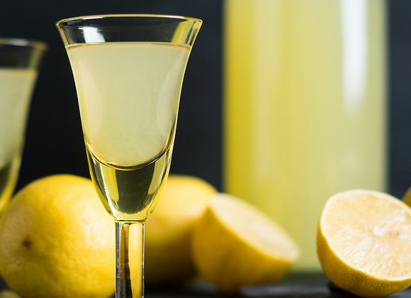 Housemade Limoncello  (2 oz. Bottle)