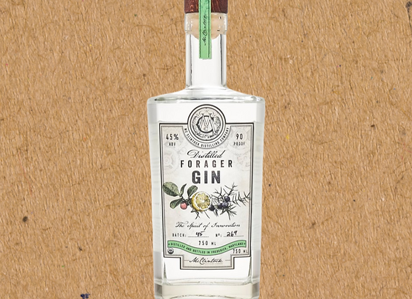 McClintock Forager Gin / New American-Style Gin