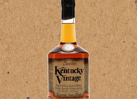 Kentucky Vintage / Straight Bourbon Whiskey