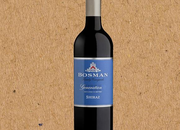 Bosman Generation 8, Shiraz